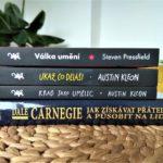 4 tipy na plážové čtení nejen pro copywritery