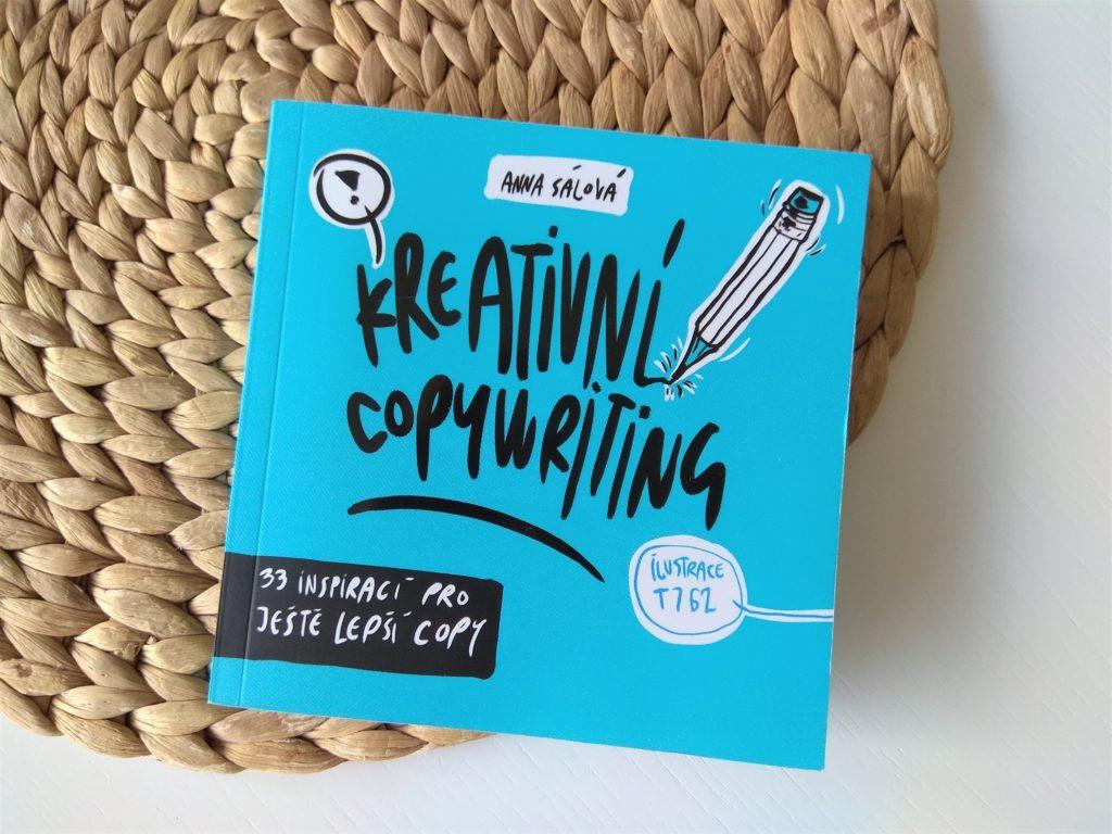Kniha Kreativní copywriting