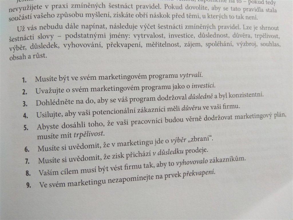 guerilla marketing kniha