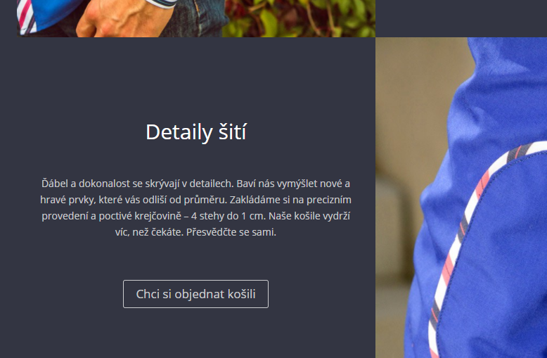 texty pro web