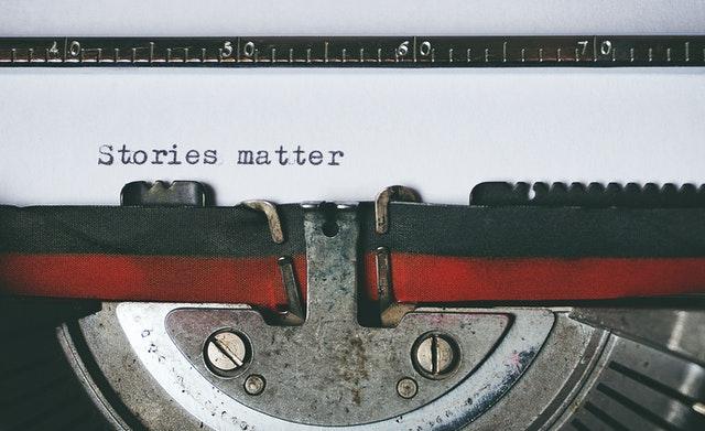 Jak napsat příběh