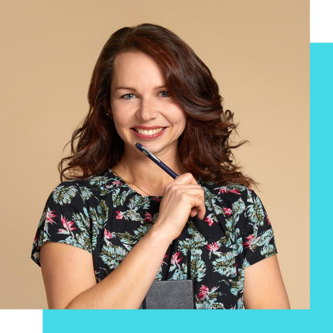 Eva Váňová copywriting pro web, blog a e-mailing, kreativní copywriter