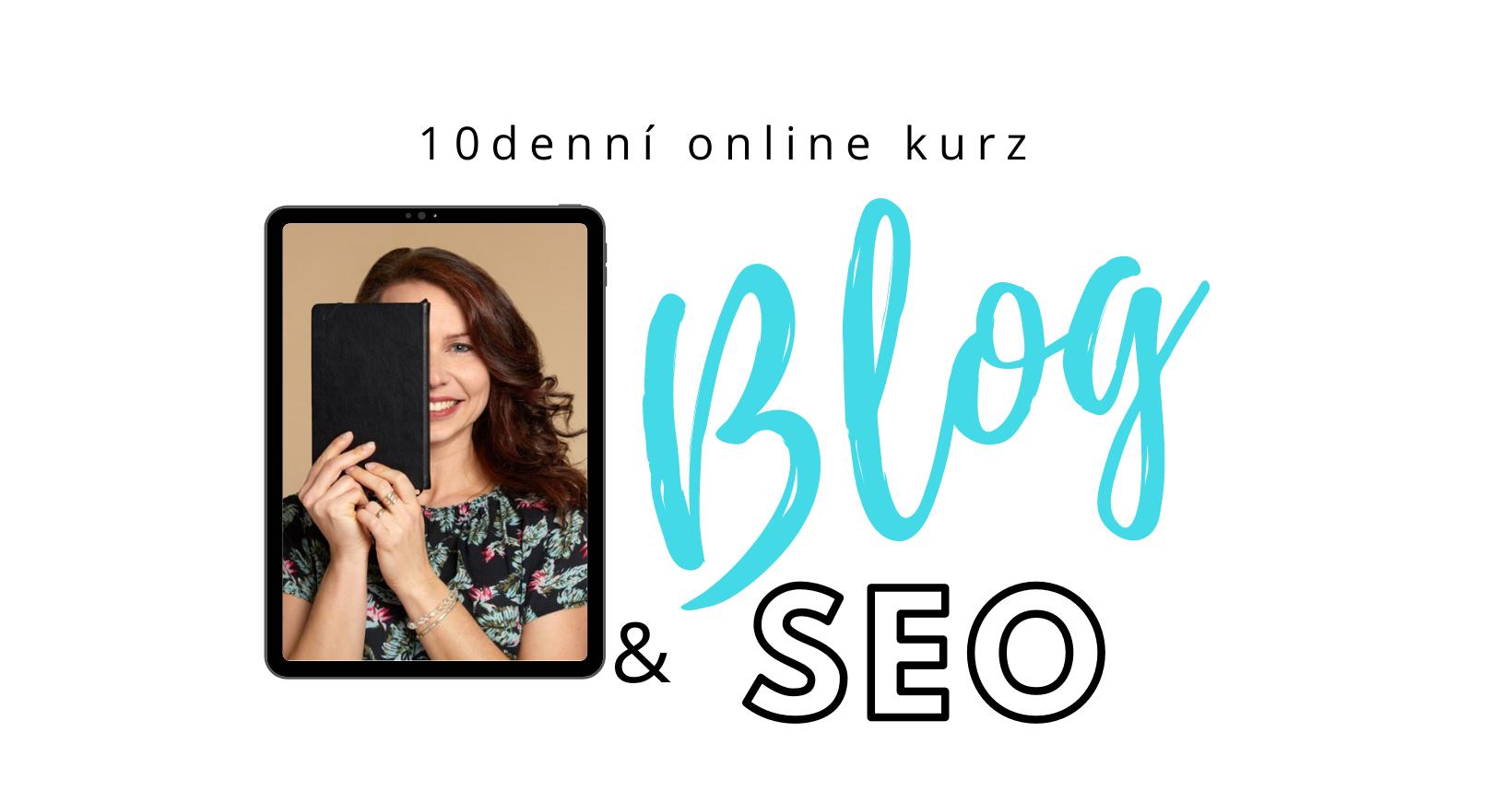 Jak psát blog kurz
